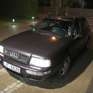 Iegādātais auto